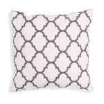 Cushion Cover with Arabesque Pattern A