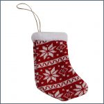 Christmas ornament (little stocking)